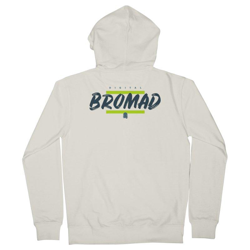 The Bromad Women's Zip-Up Hoody by octopy
