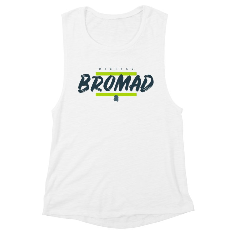 The Bromad Women's Tank by octopy