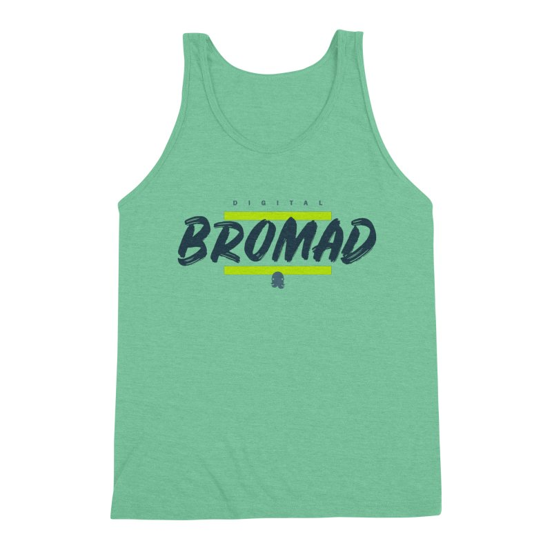 The Bromad Men's Tank by octopy