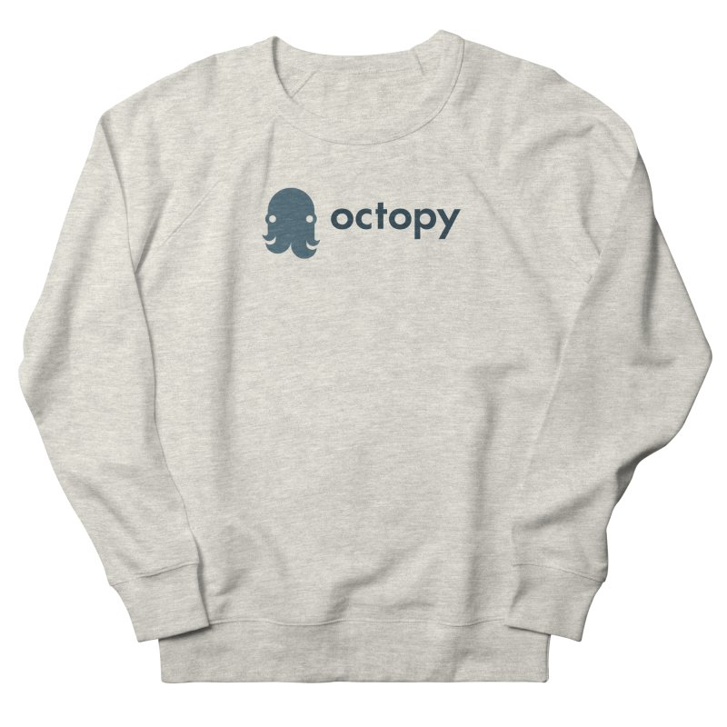 Octopy Logo Dark Men's Sweatshirt by octopy