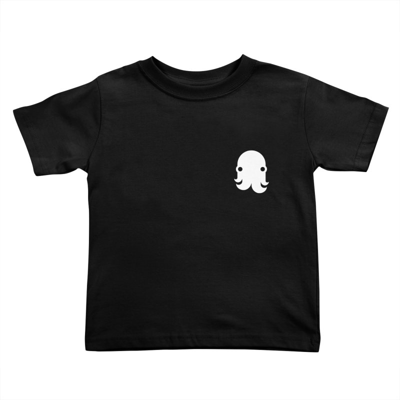 Octo-Pocket Creature Kids Toddler T-Shirt by octopy
