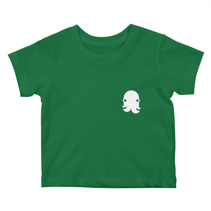 Octo-Pocket Creature Kids Baby T-Shirt by octopy