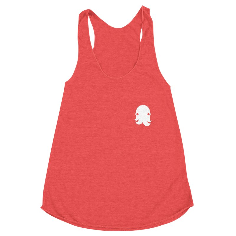Octo-Pocket Creature Women's Tank by octopy