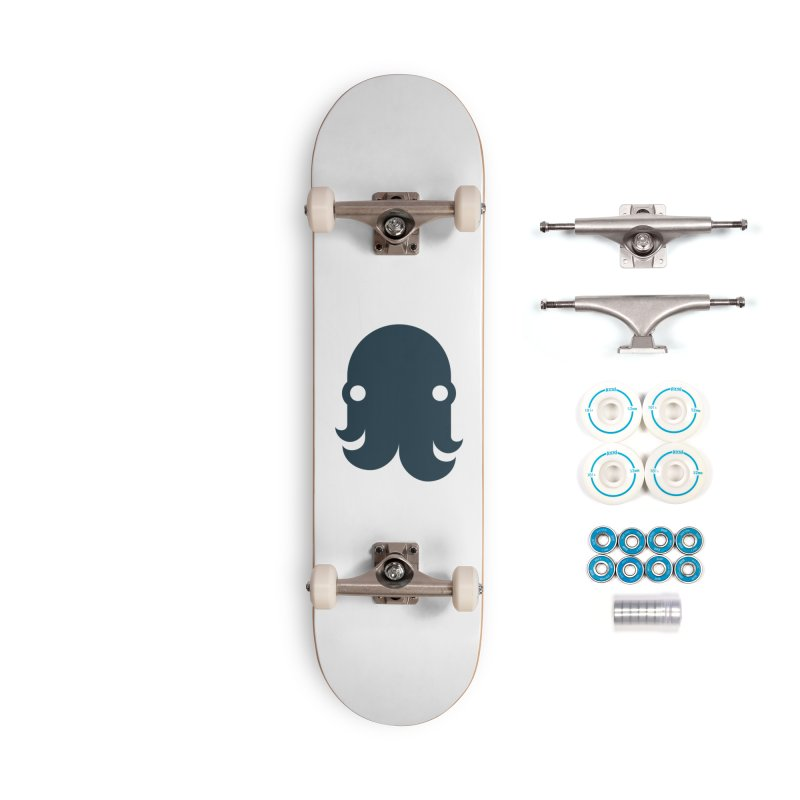 The Creature - Navy Accessories Skateboard by octopy