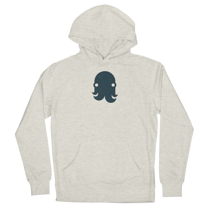 The Creature - Navy Men's Pullover Hoody by octopy