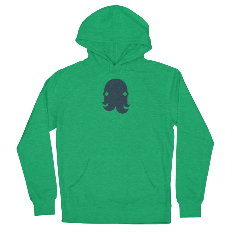 The Creature - Navy Women's Pullover Hoody by octopy