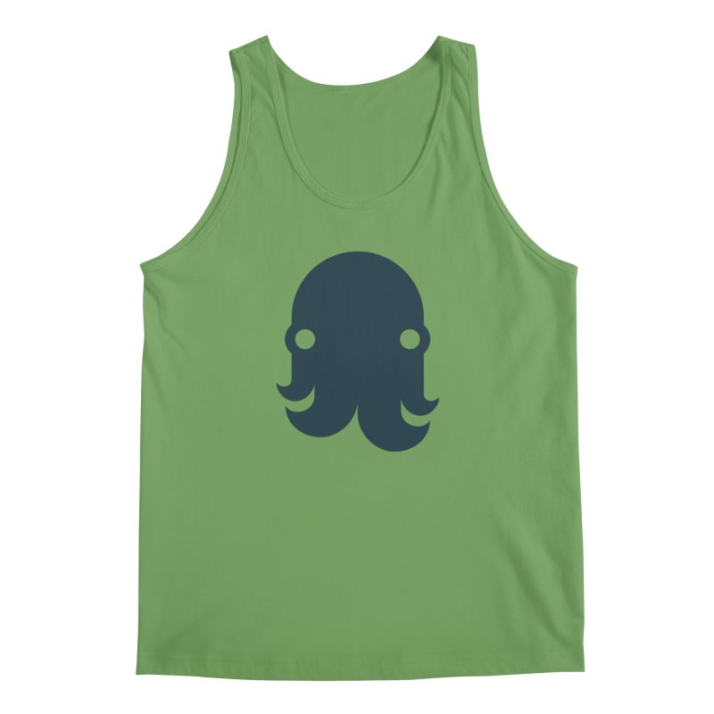 The Creature - Navy Men's Tank by octopy