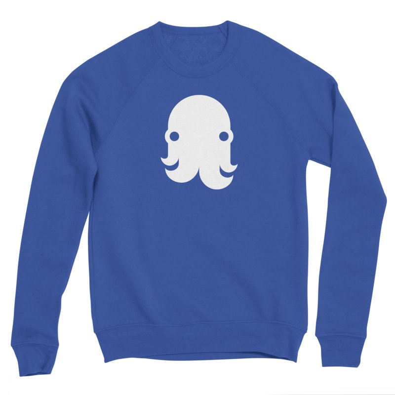 The Creature - White Women's Sweatshirt by octopy