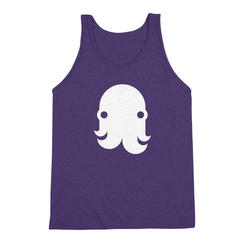 The Creature - White Men's Tank by octopy
