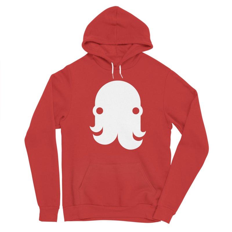 The Kraken! (White) Men's Pullover Hoody by octopy
