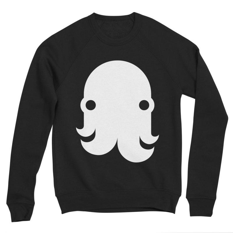 The Kraken! (White) Men's Sweatshirt by octopy