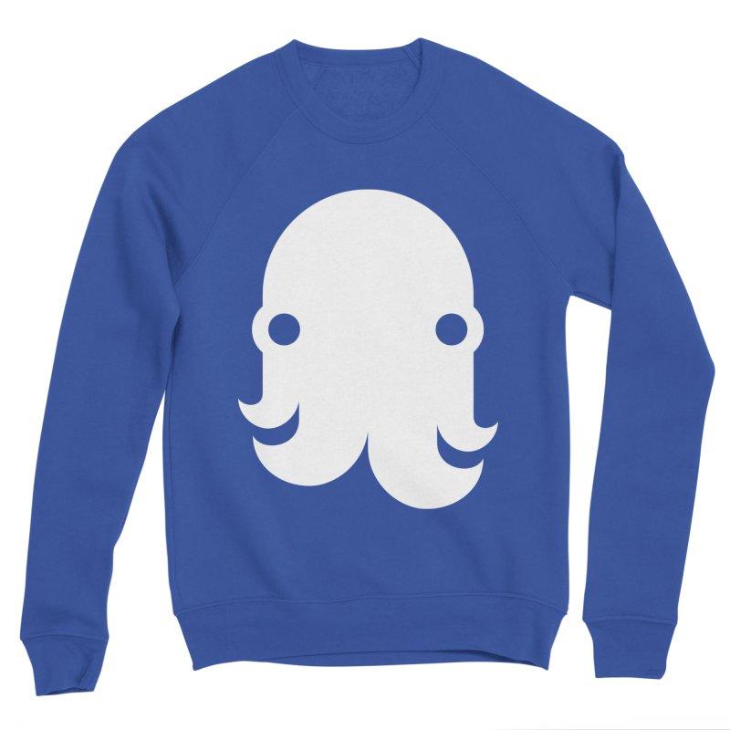 The Kraken! (White) Women's Sweatshirt by octopy