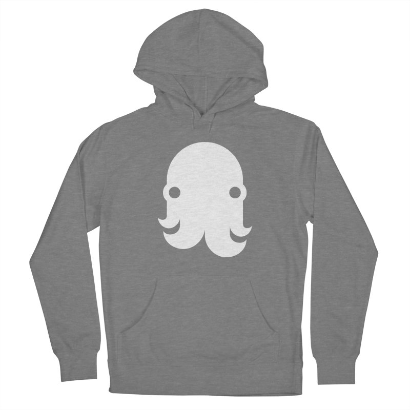 The Kraken! (White) Women's Pullover Hoody by octopy