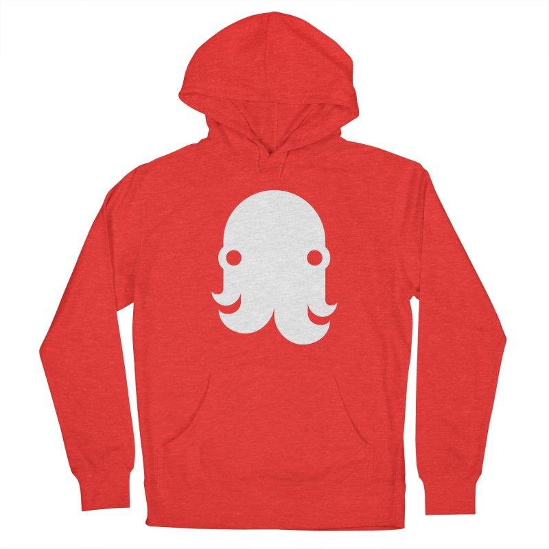 The Kraken! (White) Women's Pullover Hoody by octopy