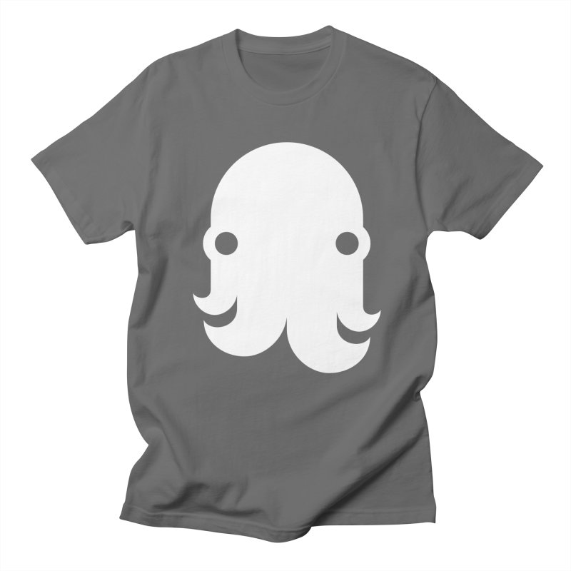 The Kraken! (White) Men's T-Shirt by octopy