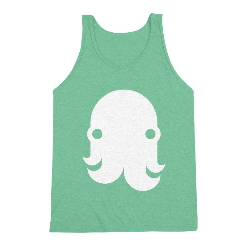 The Kraken! (White) Men's Tank by octopy