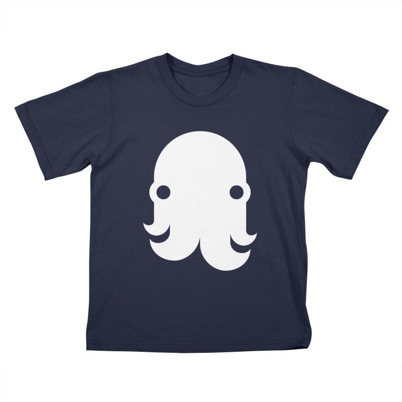The Kraken! (White) Kids T-Shirt by octopy