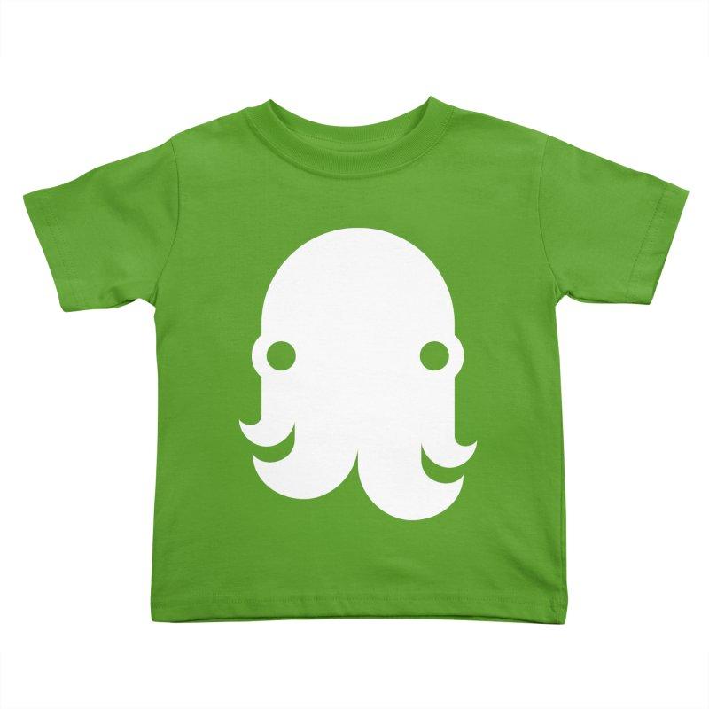 The Kraken! (White) Kids Toddler T-Shirt by octopy