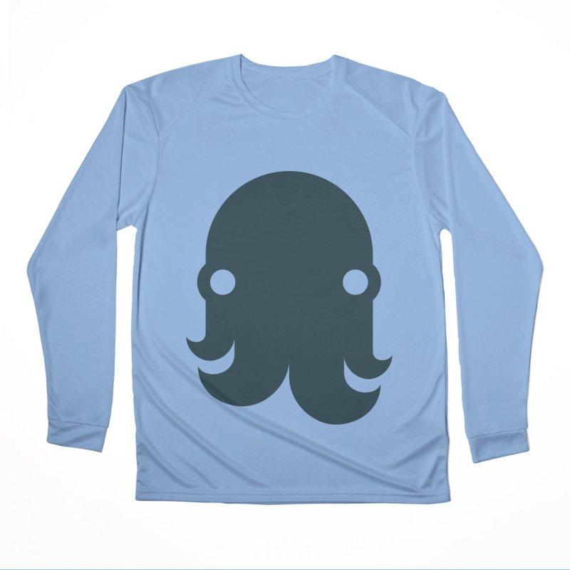 The Kraken! (Navy) Women's Longsleeve T-Shirt by octopy