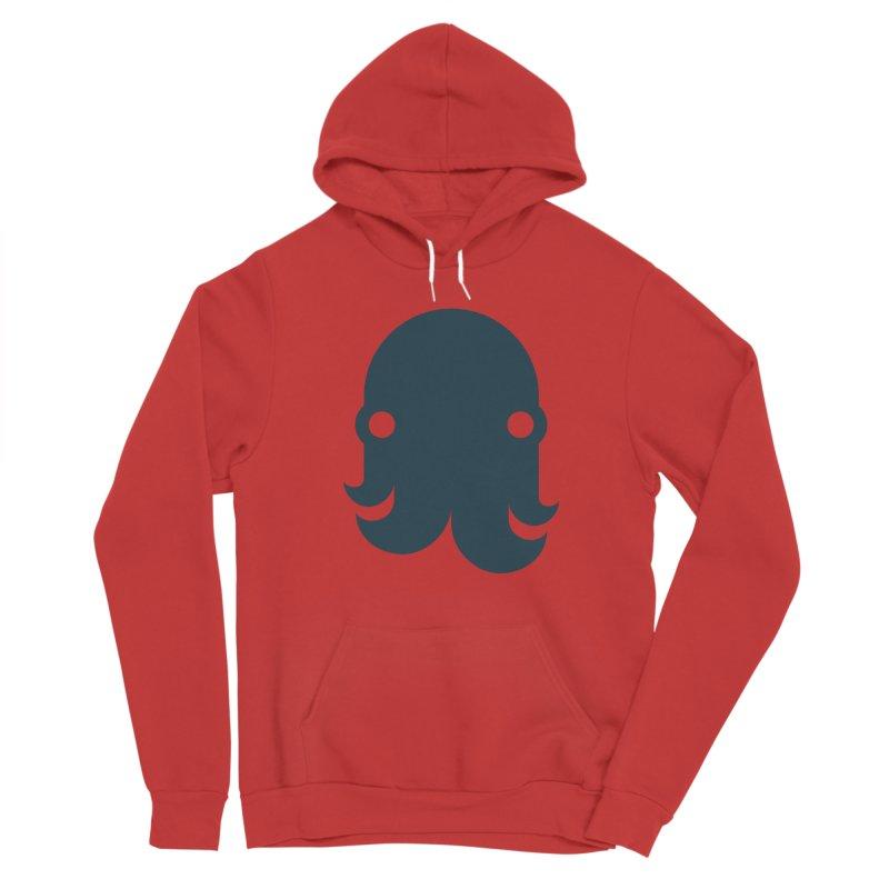 The Kraken! (Navy) Women's Pullover Hoody by octopy