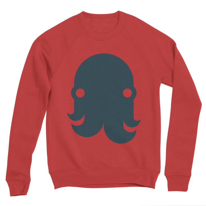 The Kraken! (Navy) Women's Sweatshirt by octopy