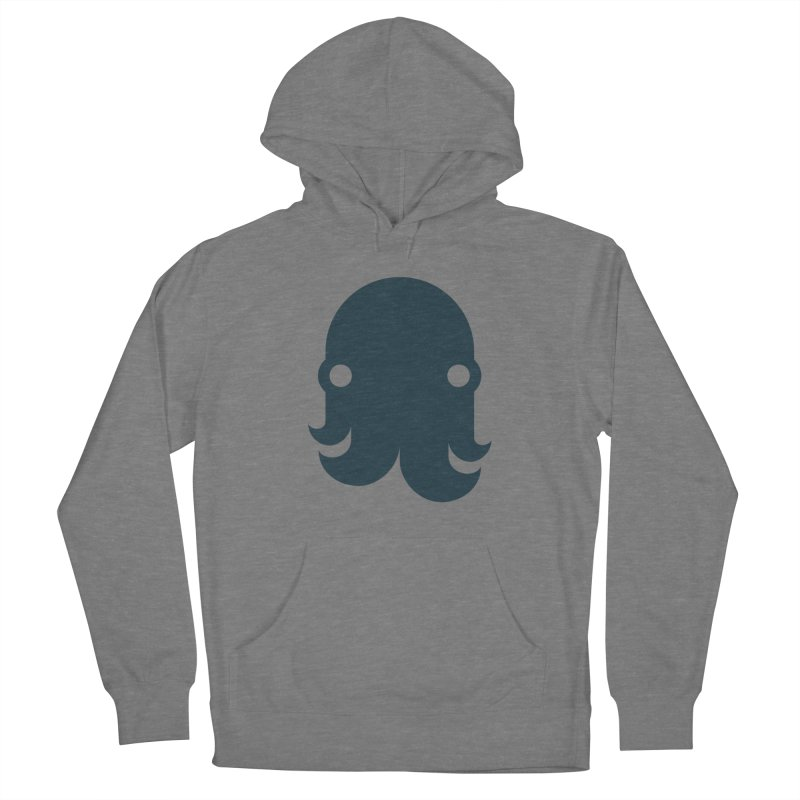 The Kraken! (Navy) Women's Pullover Hoody by octopy