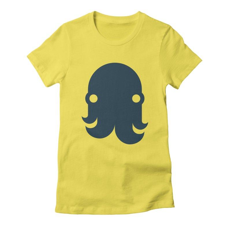The Kraken! (Navy) Women's T-Shirt by octopy