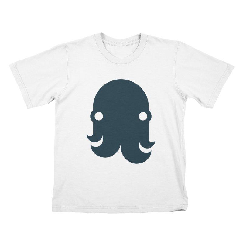 The Kraken! (Navy) Kids T-Shirt by octopy
