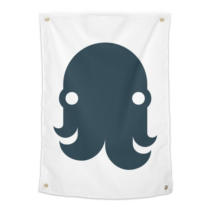 The Kraken! (Navy) Home Tapestry by octopy