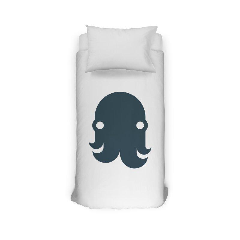 The Kraken! (Navy) Home Duvet by octopy