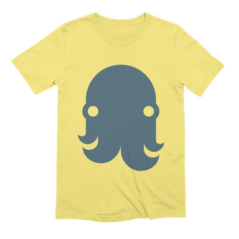 The Kraken! (Slate) Men's T-Shirt by octopy