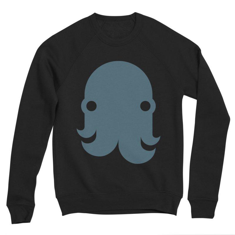 The Kraken! (Slate) Men's Sweatshirt by octopy