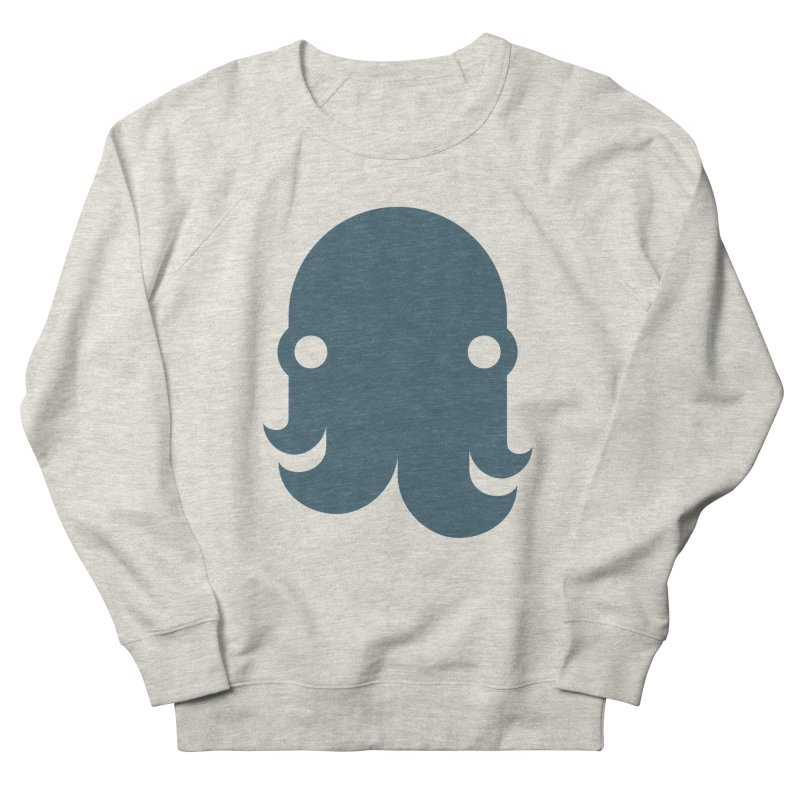 The Kraken! (Slate) Men's Sweatshirt by octopy
