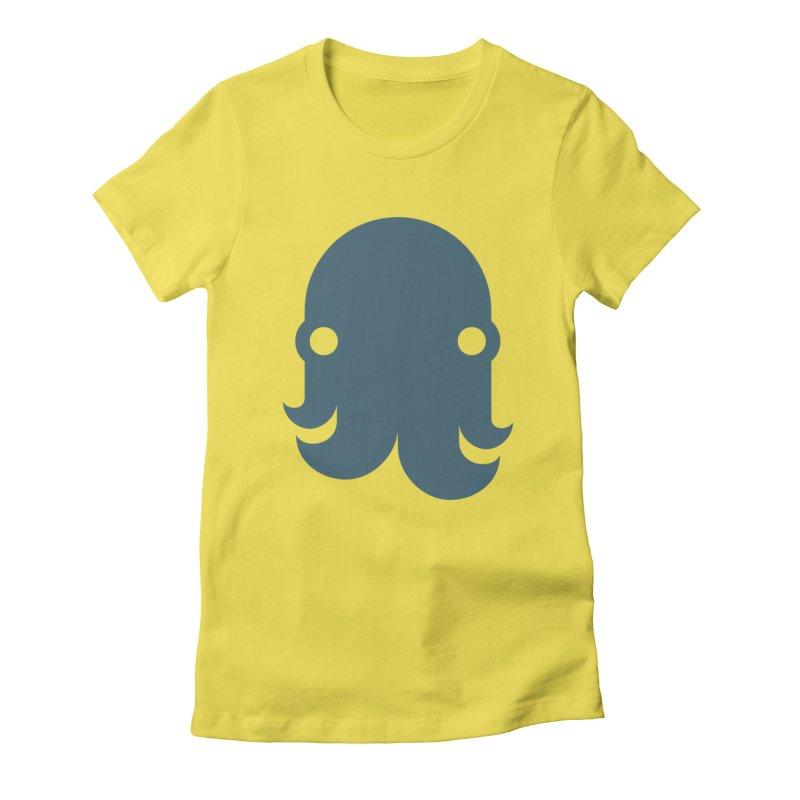 The Kraken! (Slate) Women's T-Shirt by octopy