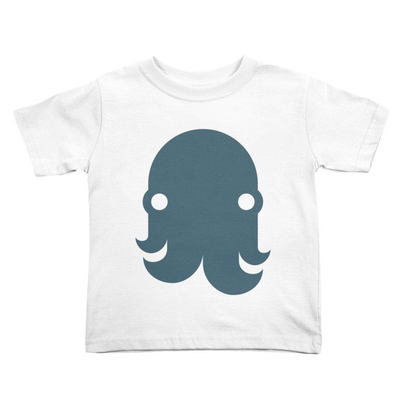The Kraken! (Slate) Kids Toddler T-Shirt by octopy