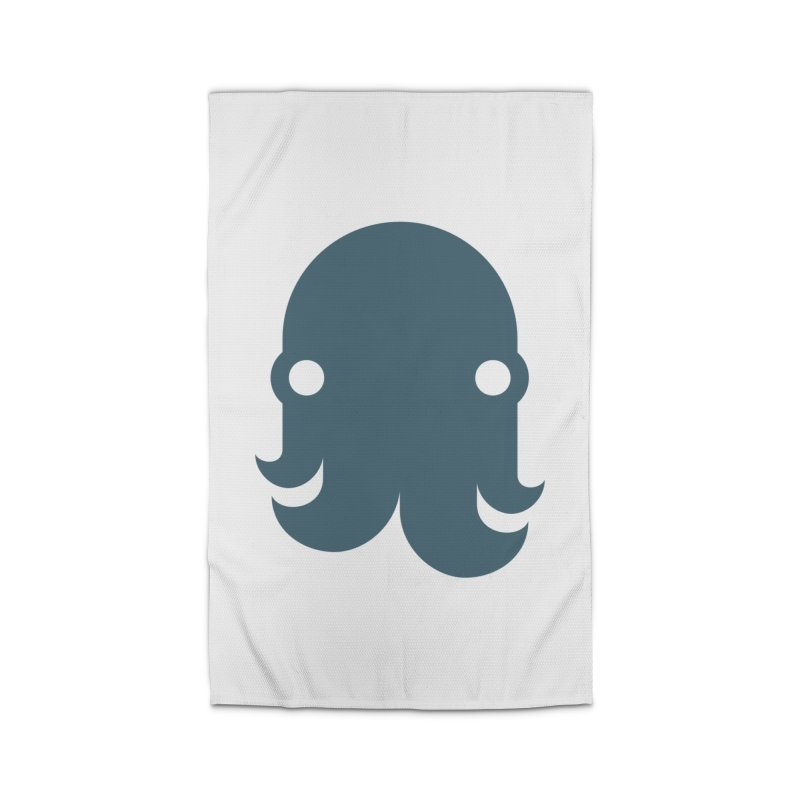 The Kraken! (Slate) Home Rug by octopy