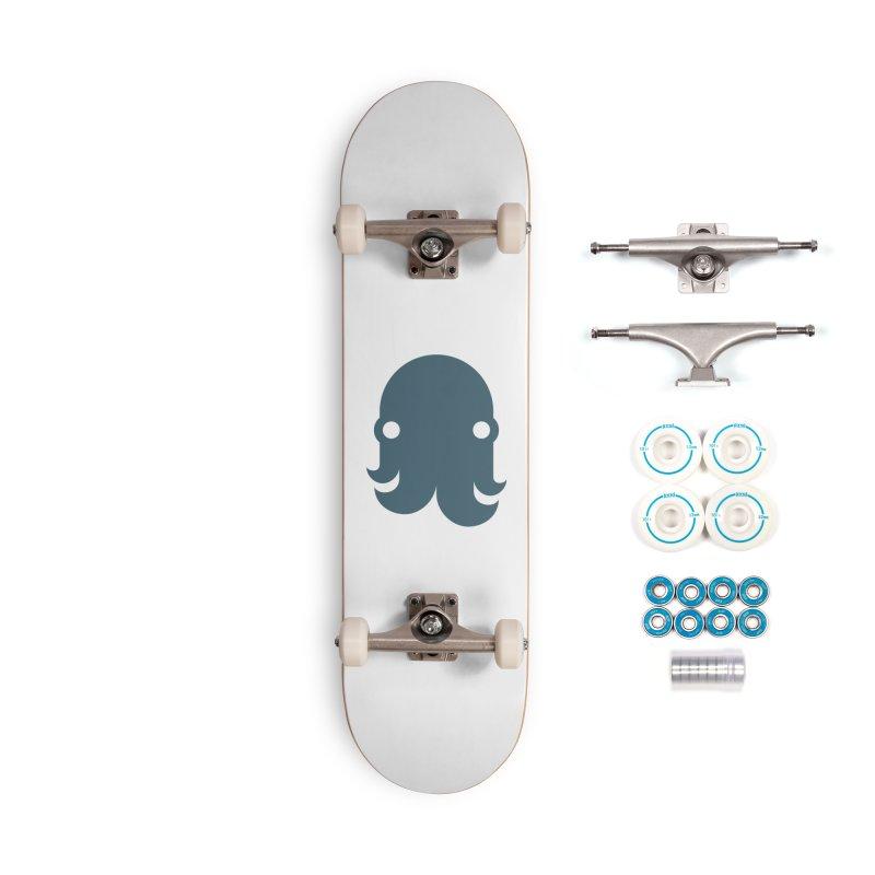 The Kraken! (Slate) Accessories Skateboard by octopy