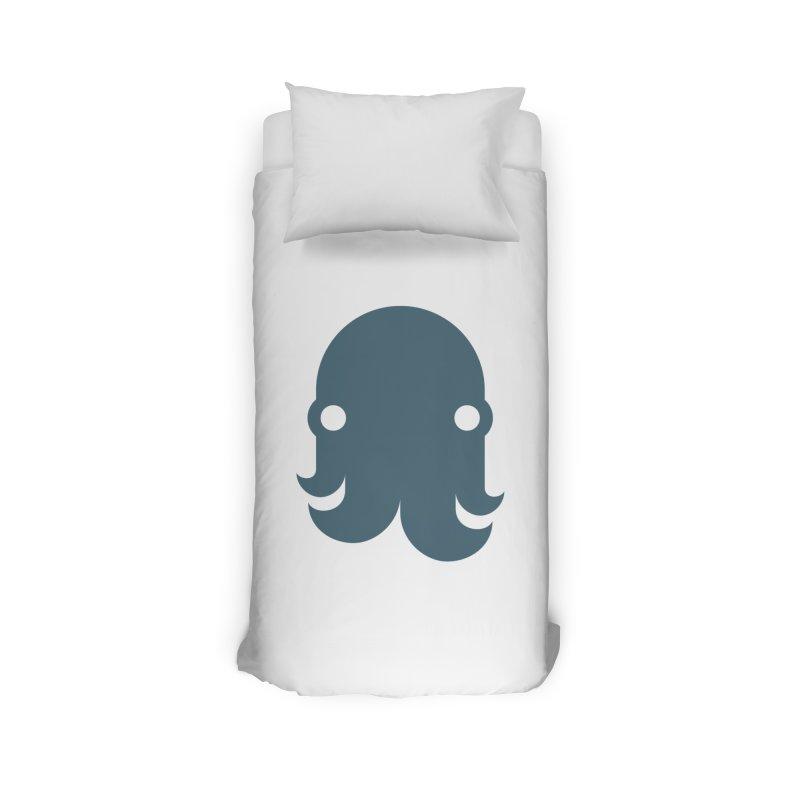 The Kraken! (Slate) Home Duvet by octopy