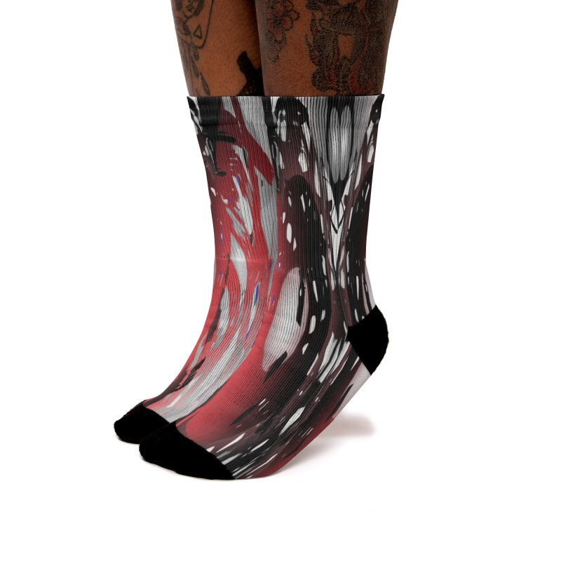Chaos Practice Women's Socks by Odd Dad Out Shop