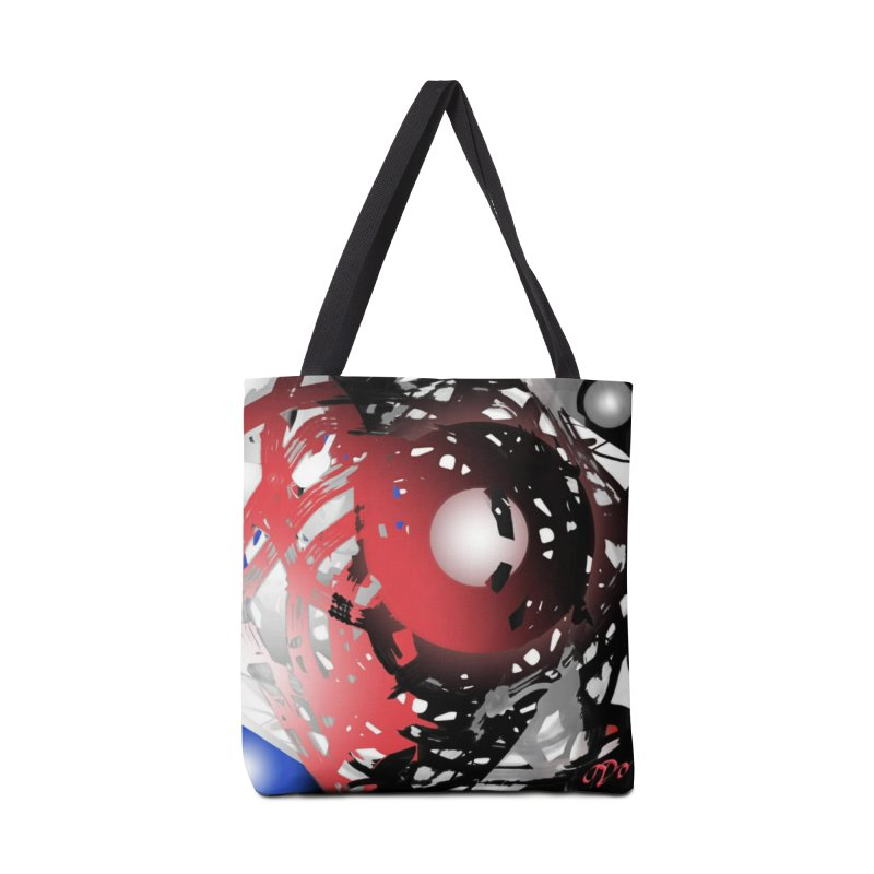 Chaos Practice Accessories Tote Bag Bag by Odd Dad Out Shop
