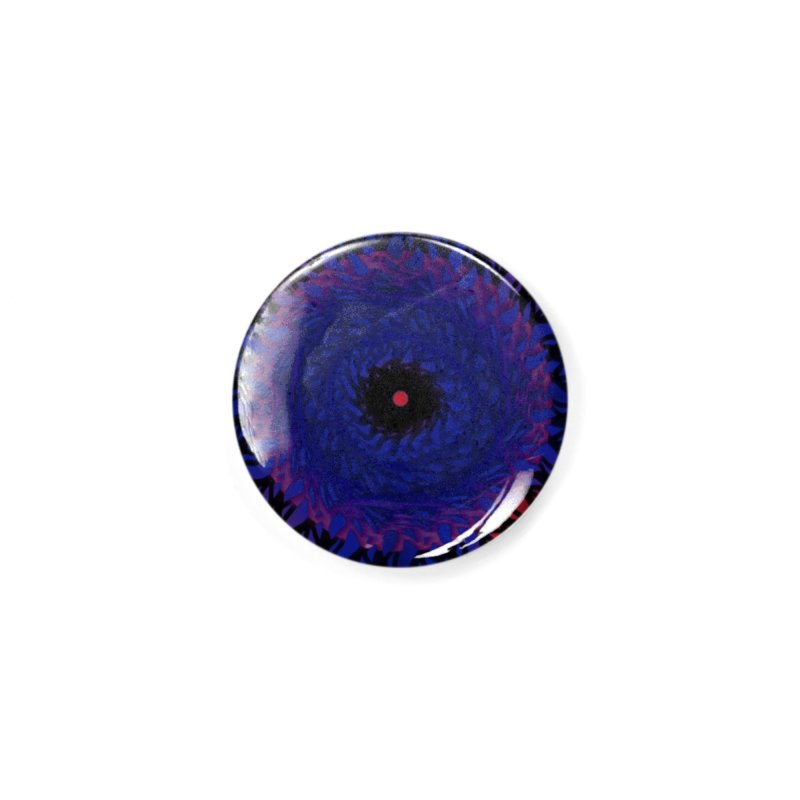Chaos Eye Accessories Button by Odd Dad Out Shop