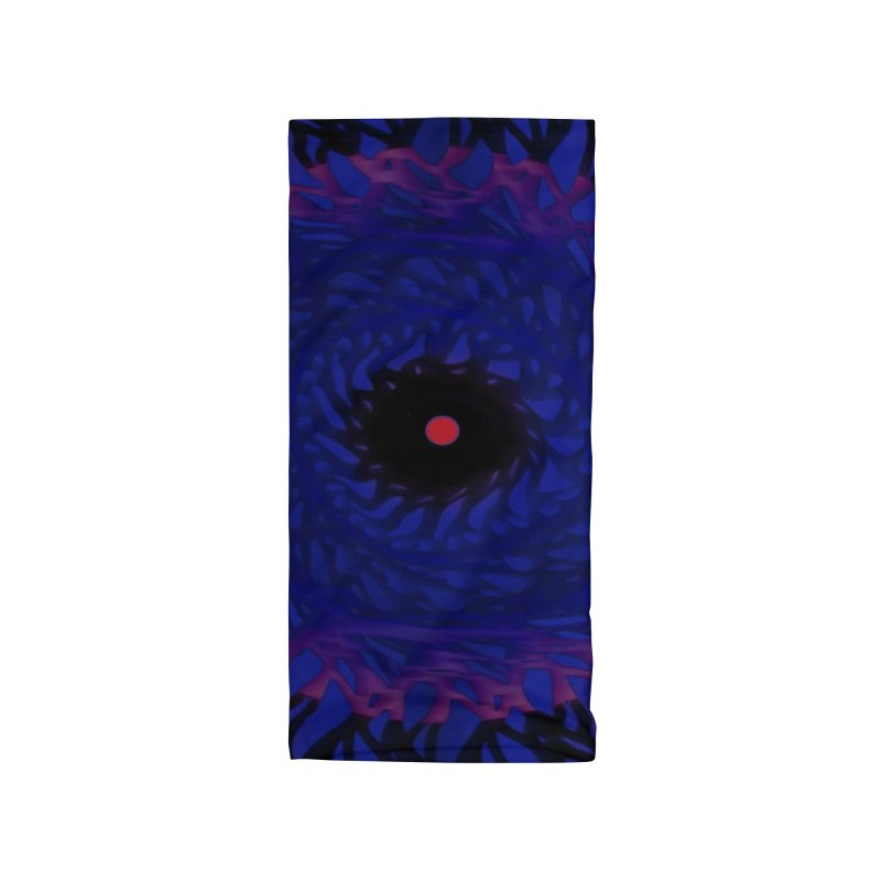 Chaos Eye Accessories Neck Gaiter by Odd Dad Out Shop