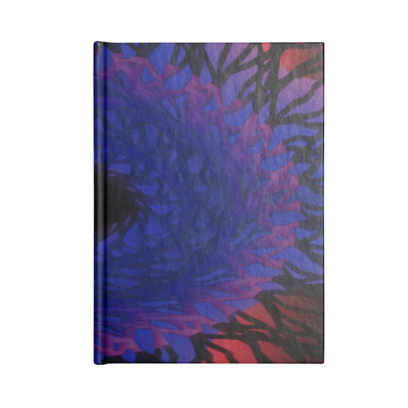 Chaos Eye Accessories Notebook by Odd Dad Out Shop