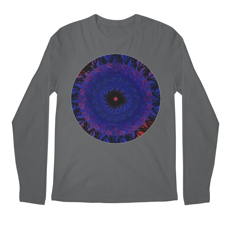 Chaos Eye Men's Longsleeve T-Shirt by Odd Dad Out Shop