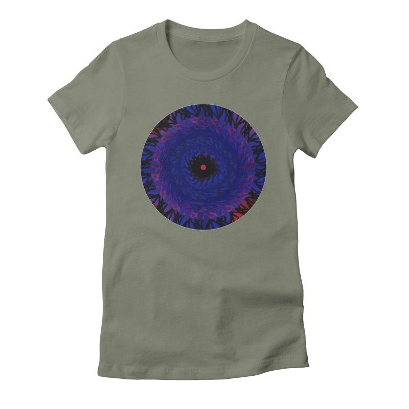 Chaos Eye Women's T-Shirt by Odd Dad Out Shop