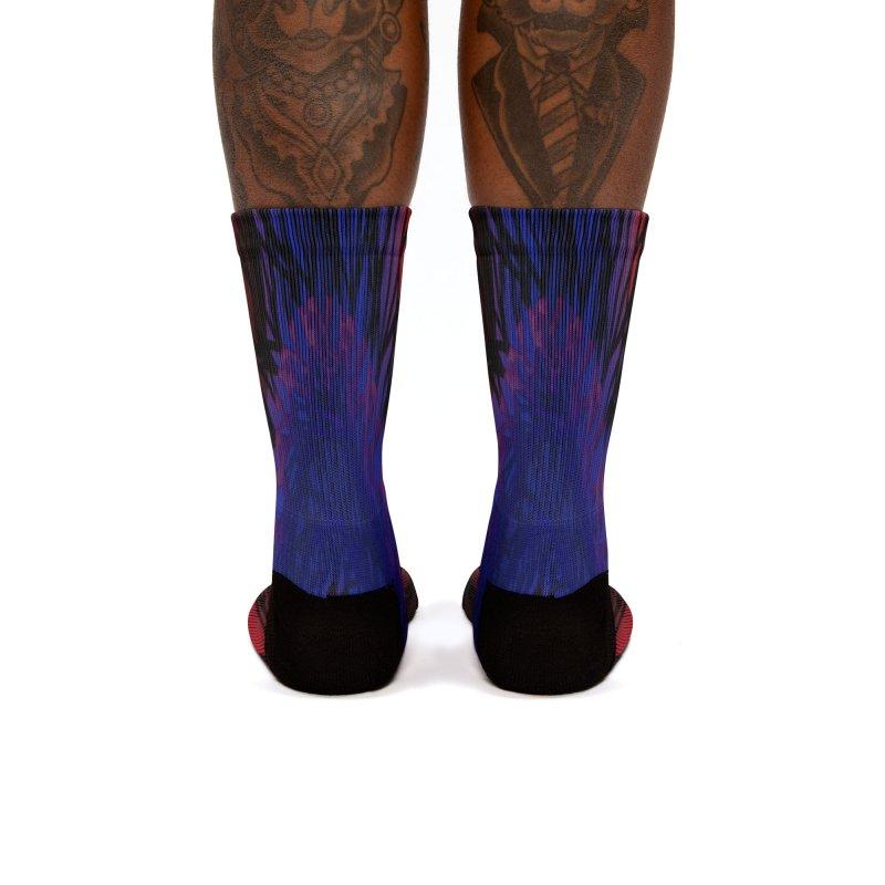 Chaos Eye Women's Socks by Odd Dad Out Shop