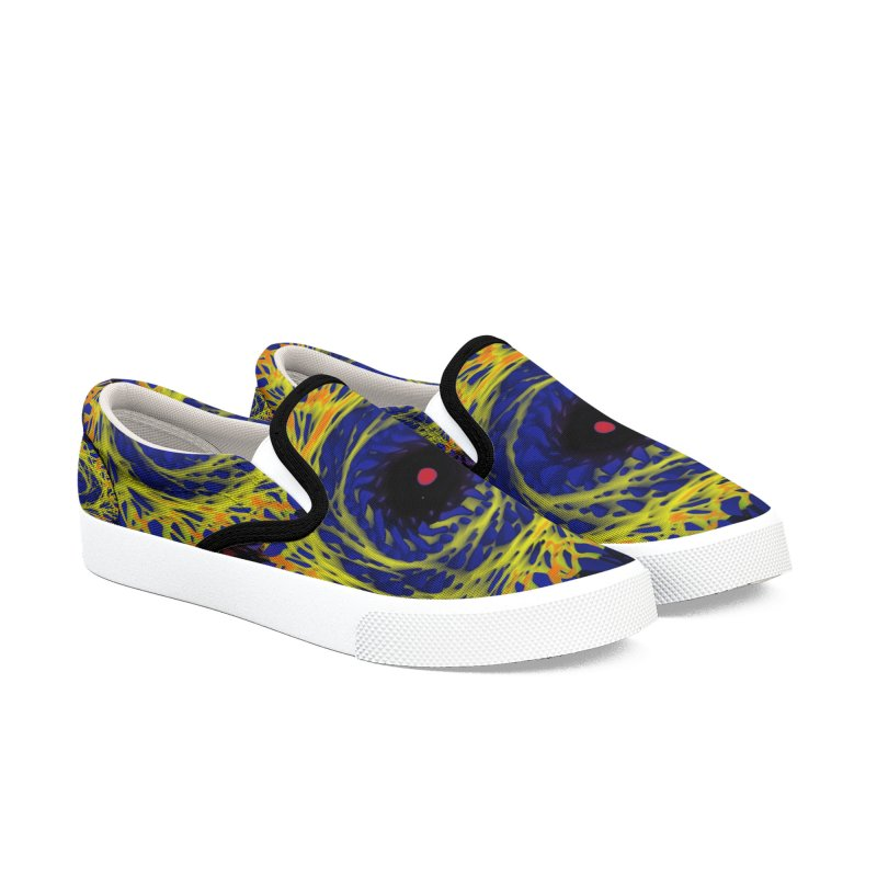 Chaos Eye (Variant) Men's Shoes by Odd Dad Out Shop