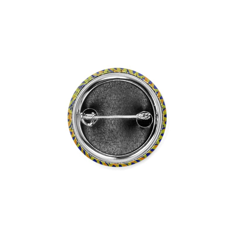 Chaos Eye (Variant) Accessories Button by Odd Dad Out Shop