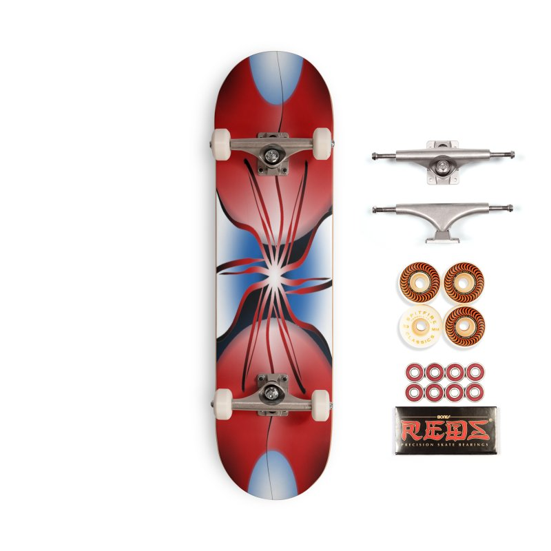Eruption Accessories Skateboard by Odd Dad Out Shop