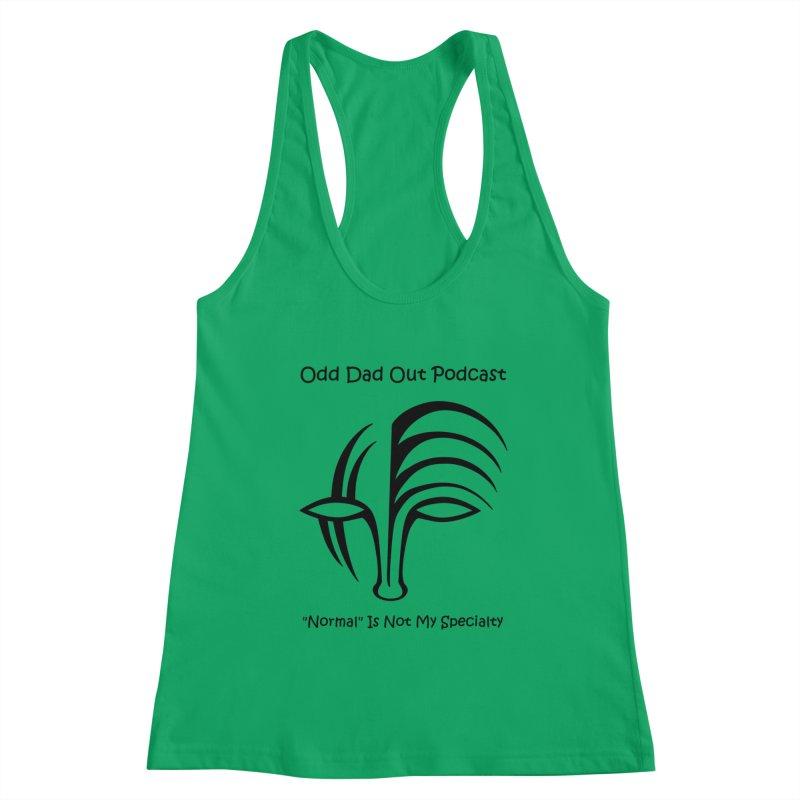 ODO Logo Women's Tank by Odd Dad Out Shop